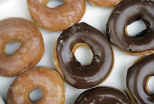Image: Krispy Kreme doughnuts