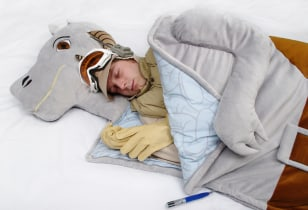 "Image: ""Star Wars"" TaunTaun sleeping bag"