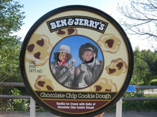 Image: Ben & Jerry's tour
