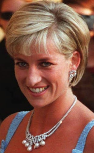 Princess Diana Photos Short Hair | LONG HAIRSTYLES