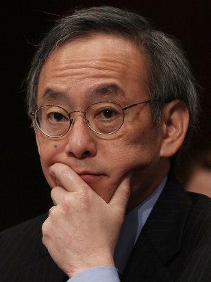 Image: Energy Secretary Steven Chu