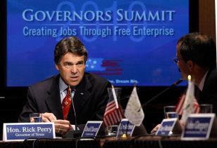 Image: Texas Gov. Rick Perry