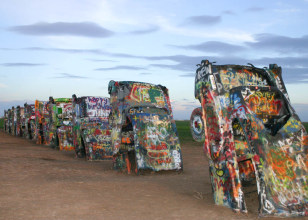 Image: Cadillac Ranch