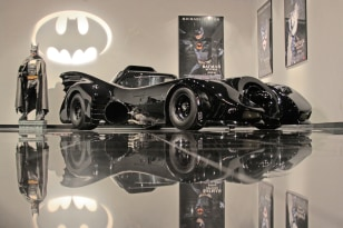 Image: Batmobile