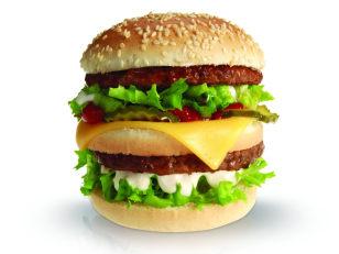 Image: Arctic Circle's Ranch Burger