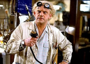 Image: Doctor Emmett Lathrop Brown