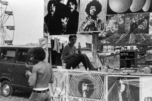 Image: Jimi Hendrix Woodstock
