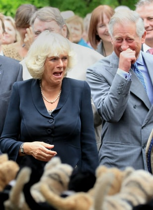 Image: Prince Charles And Camilla, Duchess of Cornwall