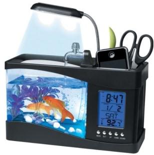 Image: USB aquarium