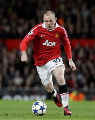 Image: Wayne Rooney