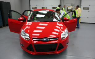 Image: Ford Focus- MADE IN AMERICA