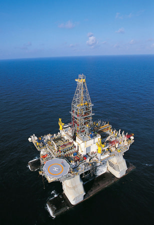 Image: Deepwater Horizon before explosion