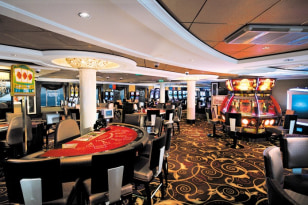 Image: Norwegian Epic casino
