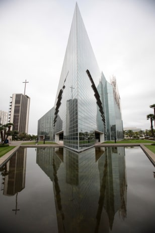 Image: The Crystal Cathedral