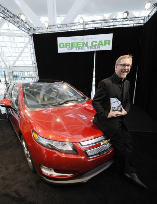 Image: Chevy Volt Green Car of the Year