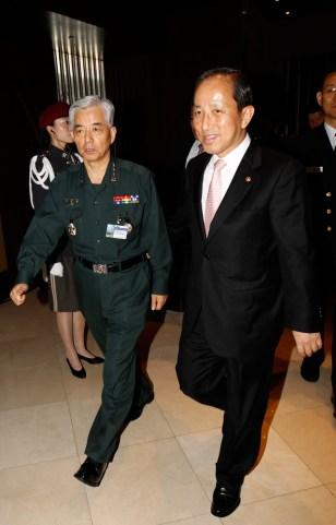 Image: Kim Tae-young, General Han Min-koo