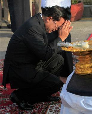 Image: Prime Minister Hun Sen
