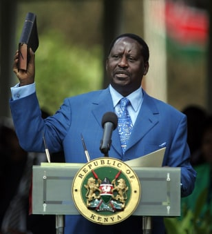 Image: Raila Odinga