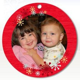 Image: Christmas ornament at Cafepress.com