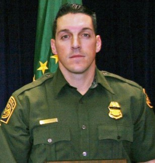 Image: Border Patrol Agent Brian A. Terry