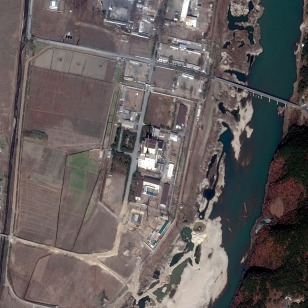 Image: North Korea's Yongbyon Nuclear complex