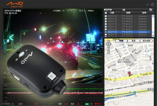 Image: Mio GPS driver recorder