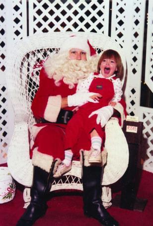 Image: Santa photo