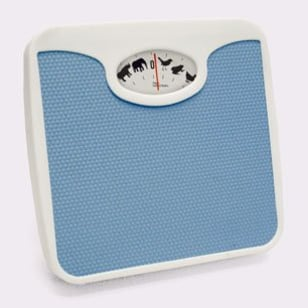 Image: Animal weighing scale