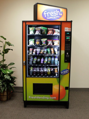 Image: Fresh Healthy Vending