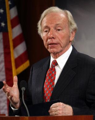 Image: U.S. Senator Joe Lieberman