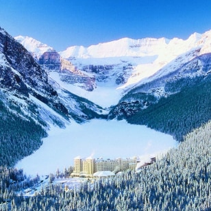 Image: Fairmont Chateau Lake Louise