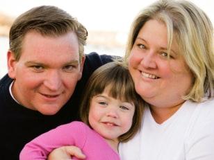 Image: The Elliott family