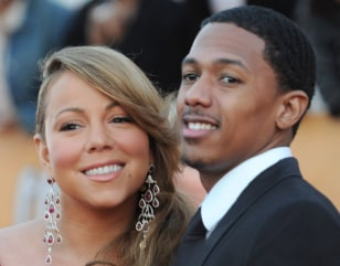 Image: Mariah Carey, Nick Cannon