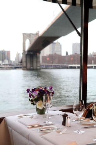 Image: The River Café, New York