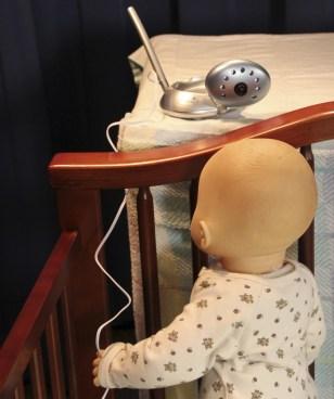Image: baby monitor