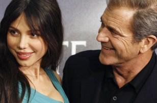 Image: Mel Gibson and Oksana Grigorieva
