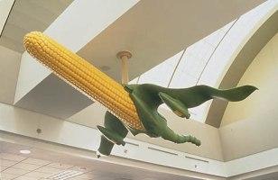 "Image: The ""Corncorde,"" Hartsfield-Jackson Atlanta International Airport"