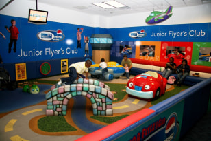 Image: Junior Flyers Club, Dallas/Fort Worth International Airport