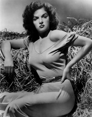 Image: Jane Russell in 'The Outlaw'