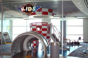 Image: Kids play area, McCarran International Airport