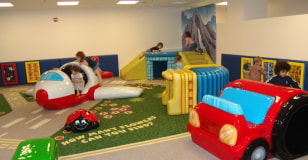 Image: Play area, Seattle-Tacoma International Airport