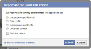 "Image: Facebook ""block this person"" box"