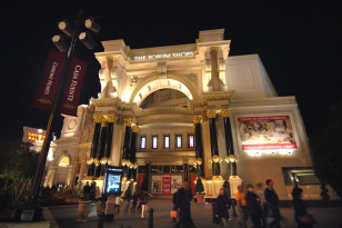 Image: The Forum Shops at Caesars Palace