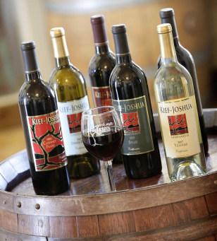 Image: Kief-Joshua wines in Arizona