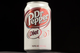 Image: Diet Dr Pepper