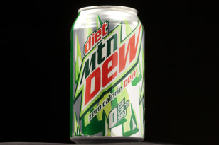 Image: Diet Mountain Dew