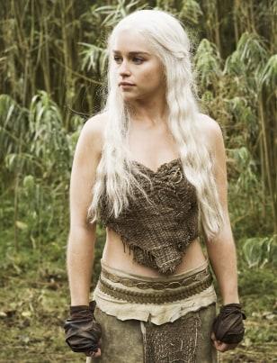 "Image: Daenerys on ""Game of Thrones"""