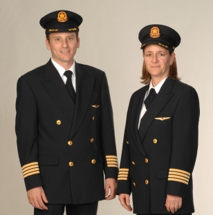 Capless Captains Airline Pilots Ditch The Hat Travel News Nbc