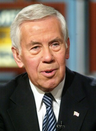 Image: Richard Lugar