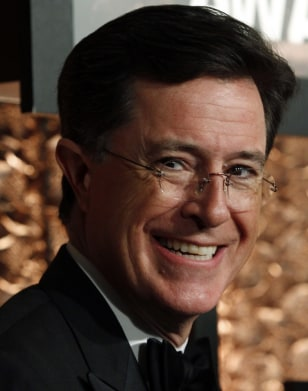 Image: Stephen Colbert
